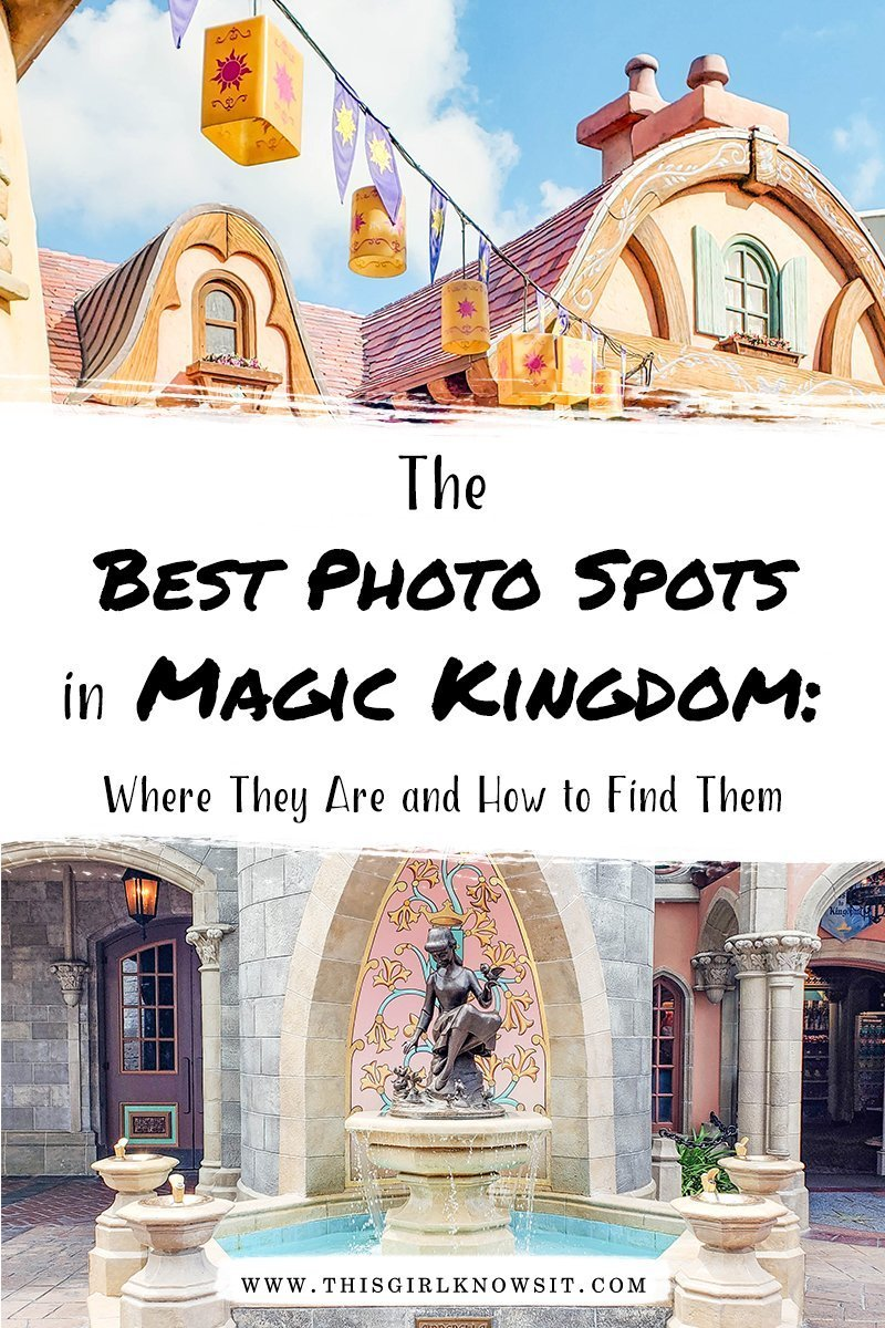 An Instagrammer's Guide to Magic Kingdom | Magic Kingdom is Walt Disney World's original theme park; not only is it an amazing place for rides and characters, but it's also a great place for photos. This post will take you guide you towards some of the best Instagram spots in Magic Kingdom. Click here to learn more. | #wdw #instagram #disney #photos #magickingdom #florida #orlando